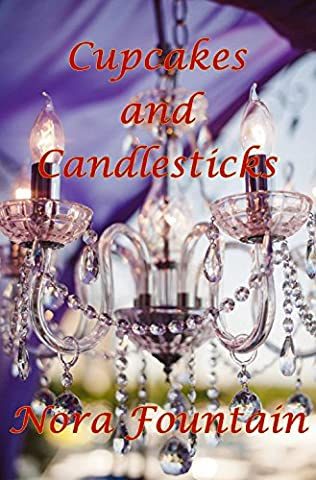 book cover of Cup Cakes and Candlesticks