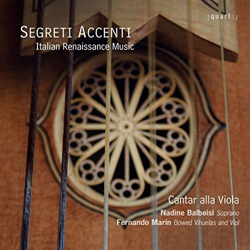 Segreti Accenti - Italian Renaissance Music