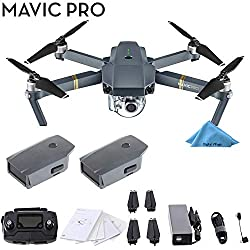 Image of the product DJI Mavic Pro 4K that is listed on the catalogue brand of DJI.