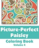 Picture-Perfect Paisley Coloring Book, Various, 1494819295