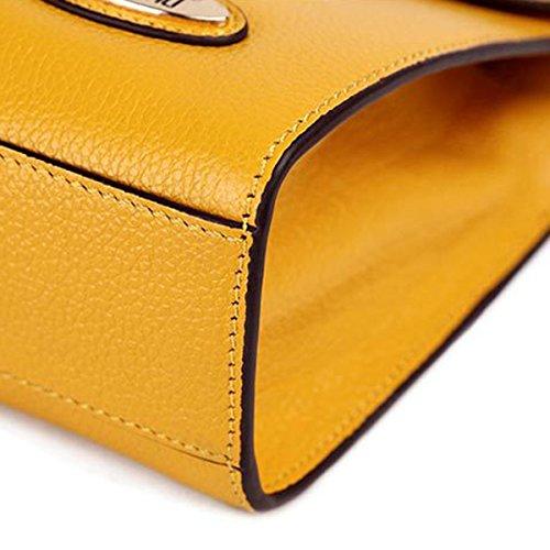 Cuir Provisions Nouveau D'épaule Sac Enveloppe Main Vachette 2017 Sac à De Litchi Paquet Modèle Sac Blue à Diagonale En à USqx5tnB8w