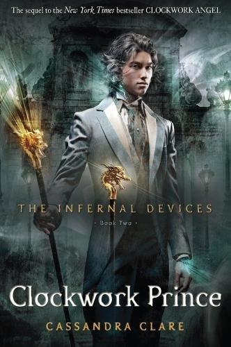 Amazon.com: Clockwork Prince (9781406330359): Clare, Cassandra: Books