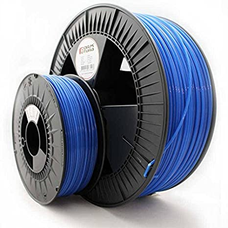 Formfutura - Filamento para impresora 3D (1,75 mm, ABS, color azul ...