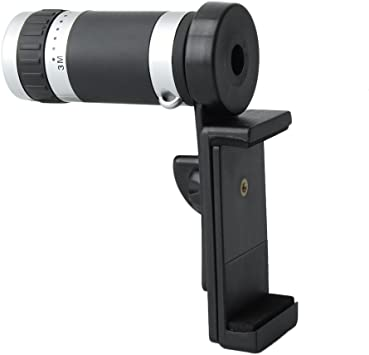 Telescopio Zoom móvil 8 x Telescope Camera para Smartphone iPhone ...