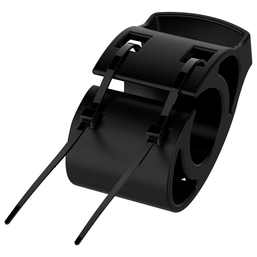 Prom-near Supporto Universale in Silicone per Orologio da Bicicletta per Garmin S1 S3 Fenix-Vorl/äufer Forerunner