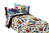 Nintendo Super Mario Road Rumble Microfiber Sheet Set, Full