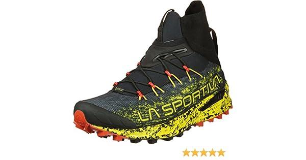La Sportiva Uragano GTX Black/Yellow, Zapatillas de Trail Running Unisex Adulto: Amazon.es: Zapatos y complementos