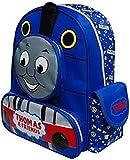 Ruotong Thomas & Friends The Tank Train Cartoon School Bag, Blue, 16 inches, 41cm by 30cm