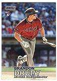 2016 Topps Stadium Club Baseball RC #178 Brandon Drury Arizona Diamondbacks