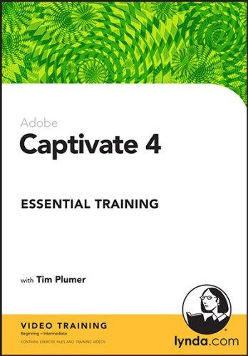 Captivate 4 Essential Training
