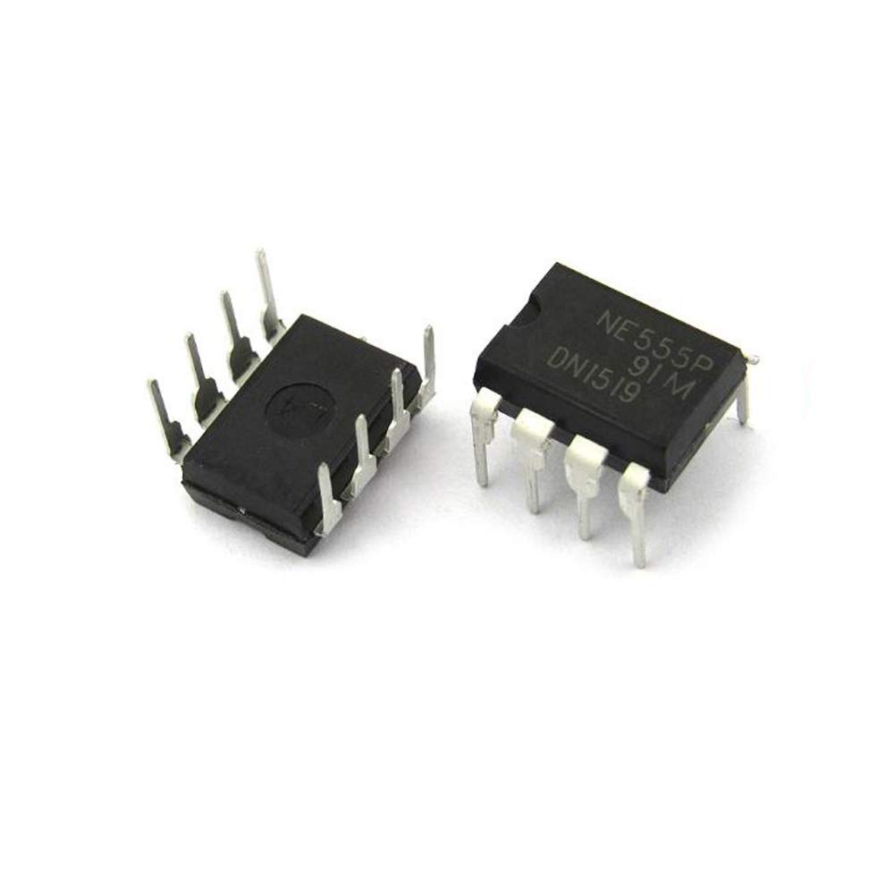 NE555V    IC OSC SINGLE TIMER 100KHZ 8DIP
