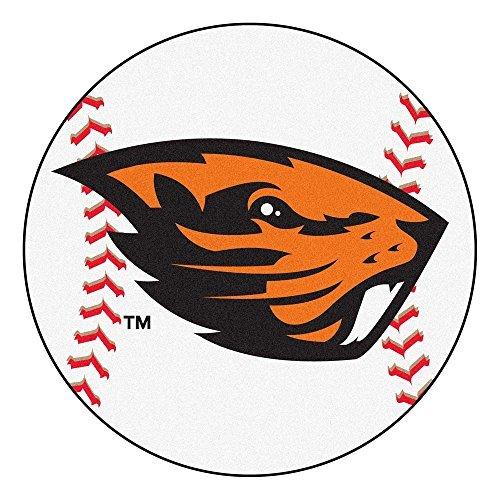 - Fanmats 4525 Oregon State University Baseball Rug by Fanmats