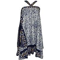 Holiday Recycle Sari Wrap skirt Purple Magic skirts