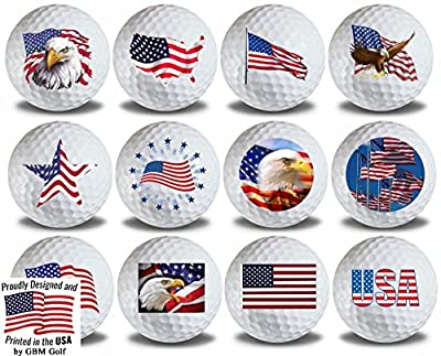US Flags 12 pk