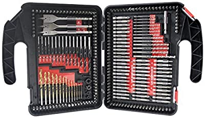 Am-Tech F2838 Assorted Drill and Bit Set (253 Pieces) by Amtech