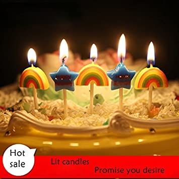 Candle Decoration Ideas For Birthday from images-na.ssl-images-amazon.com