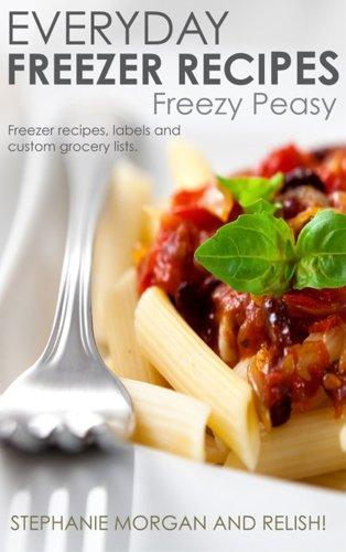 Freezer Cookbook (The Cooks Kitchen 2)