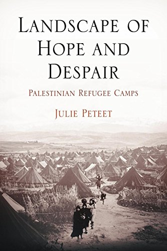 Landscape of Hope and Despair: Palestinian Refugee Camps (The Ethnography of Political Violence)