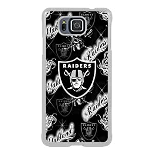 Oakland Raiders 36 White Personalized Photo Custom Samsung Galaxy Alpha Cover Case