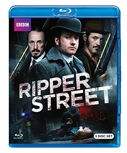 Blu-ray : Ripper Street: Season One (Full Frame, 2 Pack, , 2 Disc)