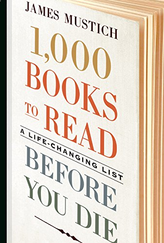 1,000 Books to Read Before You Die: A Life-Changing List - http://medicalbooks.filipinodoctors.org