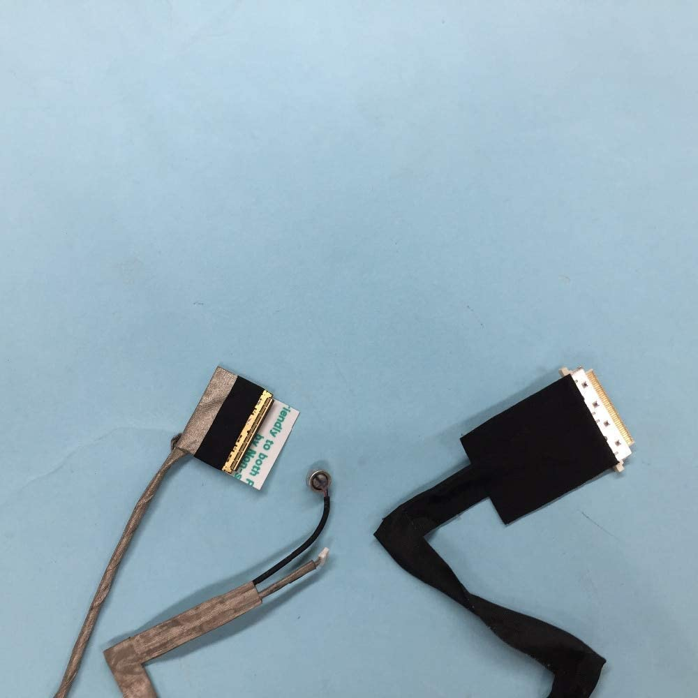 Computer Cables Yoton LCD Video Cable for ASUS X501 X501A X501U Laptop Screen Cable P//N 14005-00430100 DD0XJ5LC011 Cable Length: Other