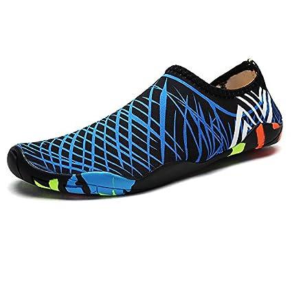 Summer Men Women Aqua Water Shoes Beach Sandals Swimming Quick Dry Slippers US