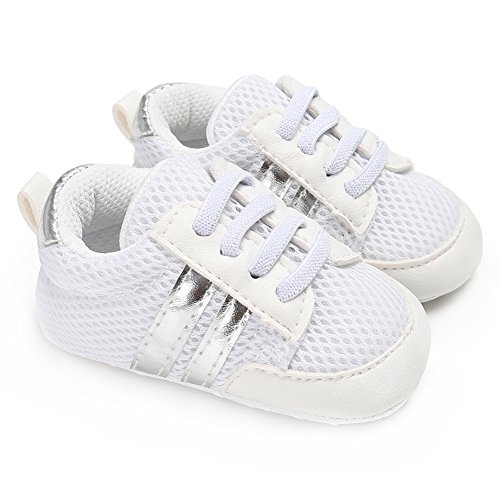Pictures of Annnowl Baby Sneakers Infants Soft Sole Crib Annnowl74112 5
