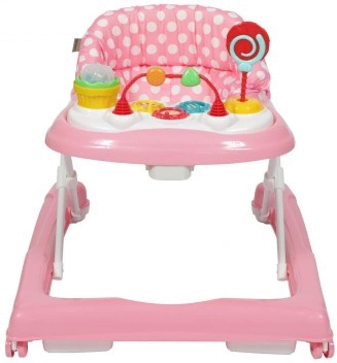 Topmark Nicky andador Rosa - Andadores (6 mes(es), Niño/niña, 12 ...