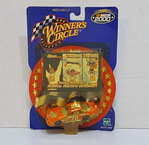 Winner's Circle #20 Tony Stewart Home Depot 1:64 Nascar 2000 from Winner Circle