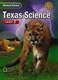 img - for Texas Science Grade 7 (Glencoe Science) book / textbook / text book