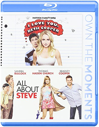 I Love You+all About Bd Df-sac [Blu-ray]