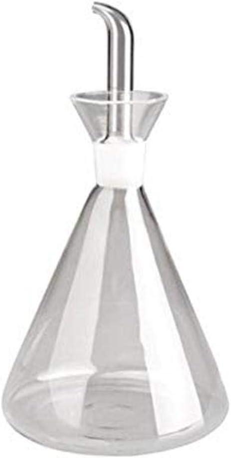 IBILI 755001 - Aceitera Cristal Probeta 160 Ml