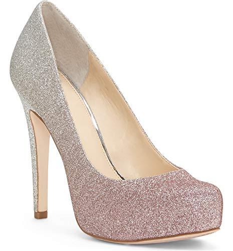 Jessica Simpson Parisah Rose Ombre Micro Glitter 10