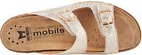 Or Sandales Mephisto Or pour Femme X6Wfp