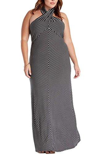 Twist Waist Jersey Dress - 4