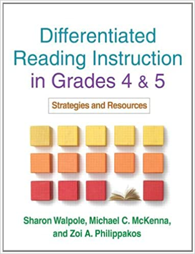 Amazon Differentiated Reading Instruction In Grades 4 And 5