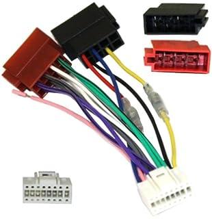ALPINE (2) Autoradio Kabel Radio Adapter Stecker DIN Anschlusskabel ...