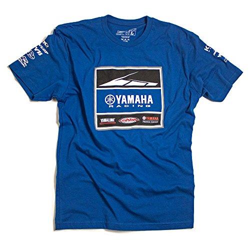 Factory Effex Unisex-Adult T-Shirt blue X-Large