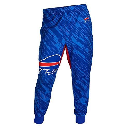 Buffalo Bills Polyester Mens Jogger Pant Double Extra Large
