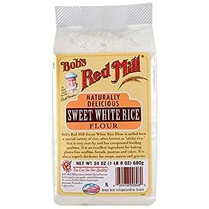 Bob's Red Mill Sweet White Rice Flour - 24 oz: Amazon.com