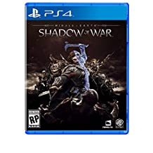 Middle Earth Shadow of War Playstation 4 - Standard Edition