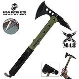 United Cutlery M48 U.S.M.C. Tactical Tomahawk Axe, Green