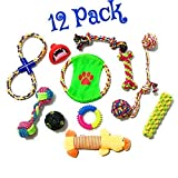 Oh! Pet Toys Dog and Puppy (12 Pack)