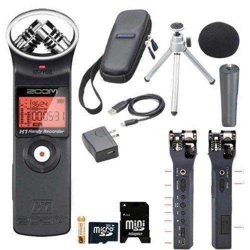 Zoom H2 Portable Recorder - 6