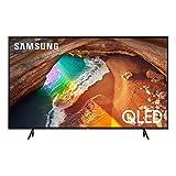 "Samsung 43"" Q60R 4K Ultra HD QLED Smart TV (2019) (QN43Q60RAFXZC) [Canada Version], Charcoal Black"