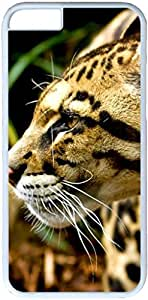 Animals Cheetah #27539 Apple iPhone 6 Case, iPhone 6 Cases PC White Hard Shell Cover Skin Cases hjbrhga1544