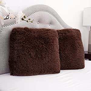 Sweet Home Collection Plush Faux Fur Soft And Comfy Throw