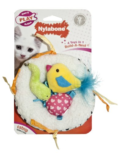 Cat Play Build-A-Nest – 4-Toys-in-1, My Pet Supplies