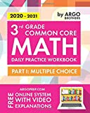 3rd Grade Common Core Math: Daily Practice Workbook